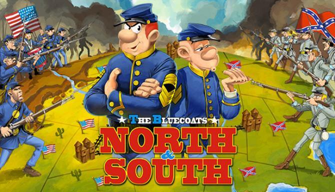 The Bluecoats North South Free 1