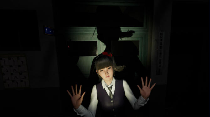 White Day VR The Courage Test cracked