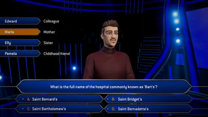 Who Wants To Be A Millionaire cracked