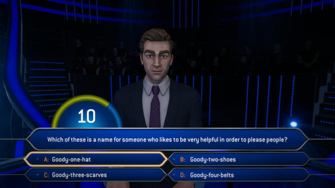 Who Wants To Be A Millionaire for free