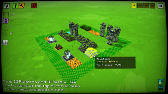 20 Minute Metropolis The Action City Builder for free