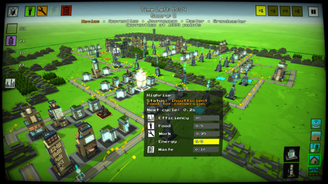 20 Minute Metropolis The Action City Builder free download