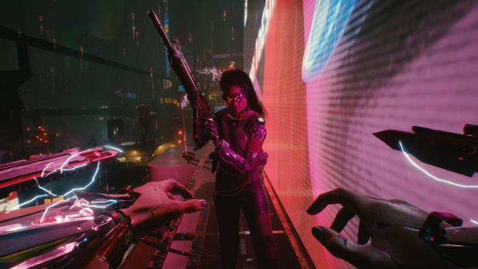 Cyberpunk 2077 for free 1