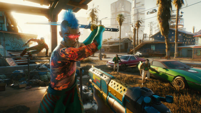 Cyberpunk 2077 free download