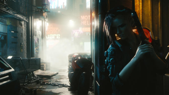 Cyberpunk 2077cracked