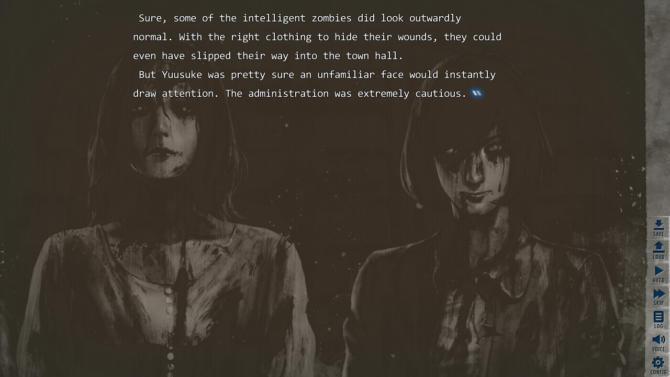 I Walk Among Zombies Vol 3 cracked
