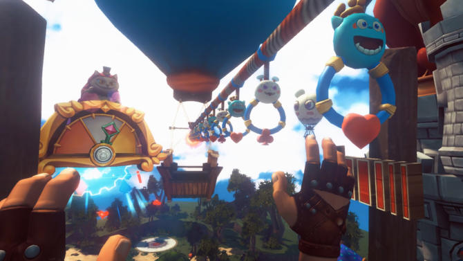 Kooring Wonderland VR Mecadinos Attack free download
