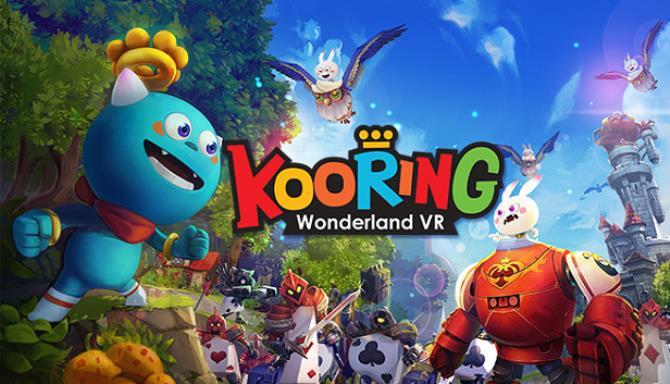 Kooring Wonderland VR Mecadinos Attack