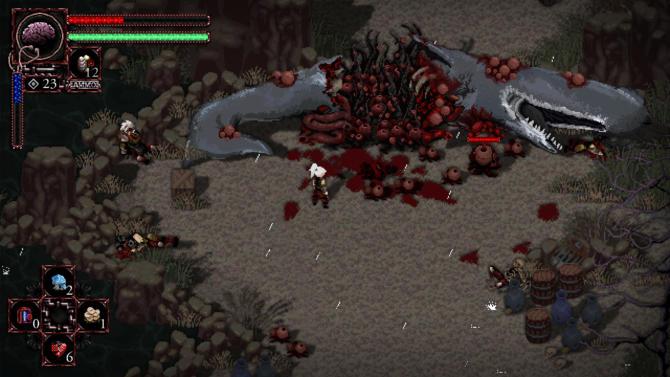Morbid The Seven Acolytes cracked