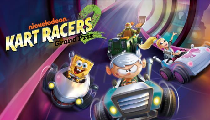 Nickelodeon Kart Racers 2 Grand Prix Free