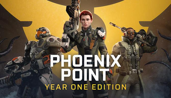 Phoenix Point Year One Edition Free