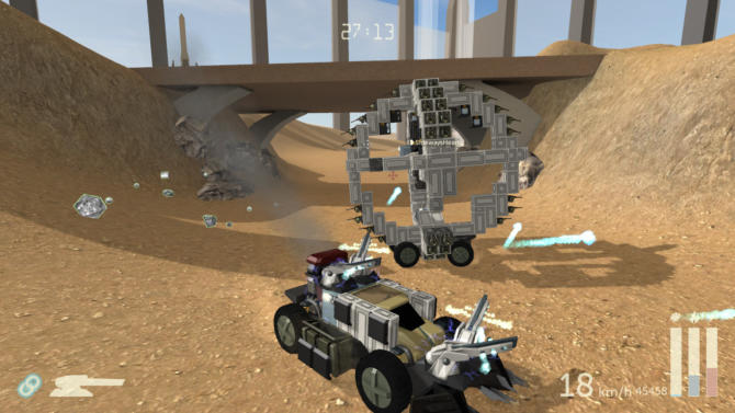 Scraps Modular Vehicle Combat free cracked