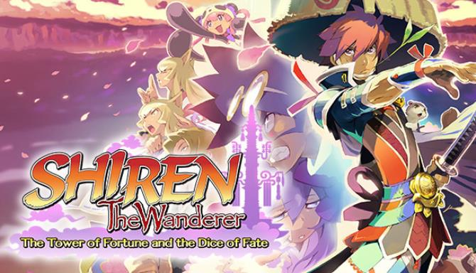 Shiren the Wanderer The Tower of Fortune and the Dice of Fate Free