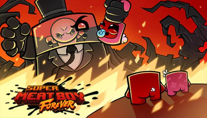 Super Meat Boy Forever Free