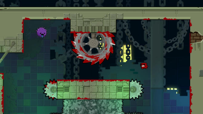 Super Meat Boy Forever free cracked