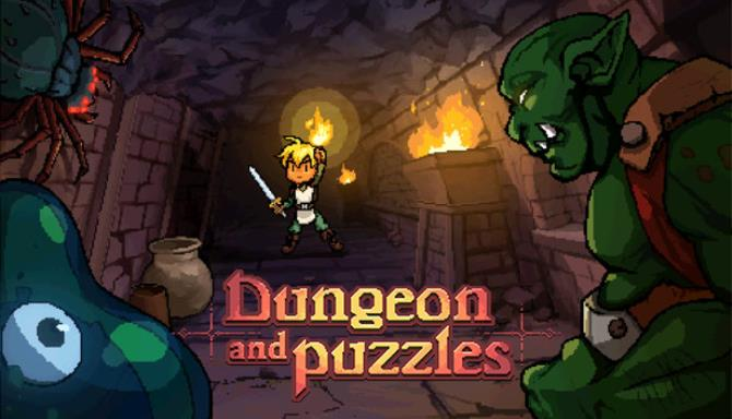 Dungeon and Puzzles Free