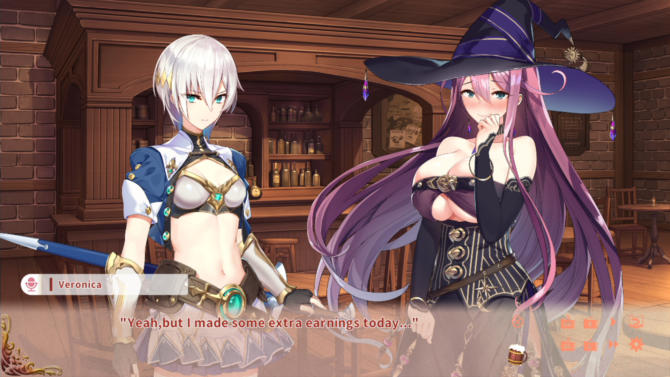Fantasy Tavern Sextet Vol1 New World Days free download