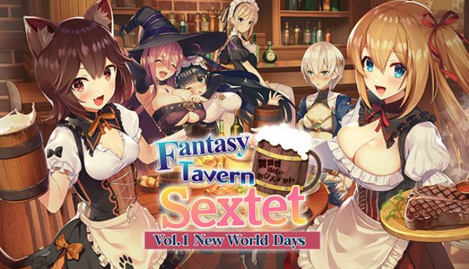 Fantasy Tavern Sextet Vol1 New World Days free