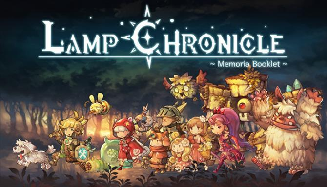 Lamp Chronicle free