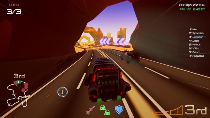 Motor Strike Racing Rampage free download