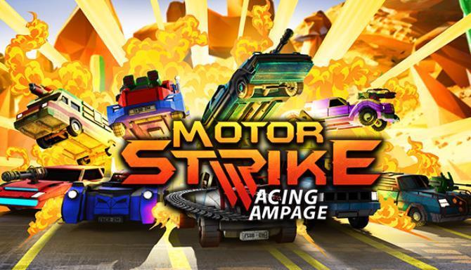 Motor Strike Racing Rampage free