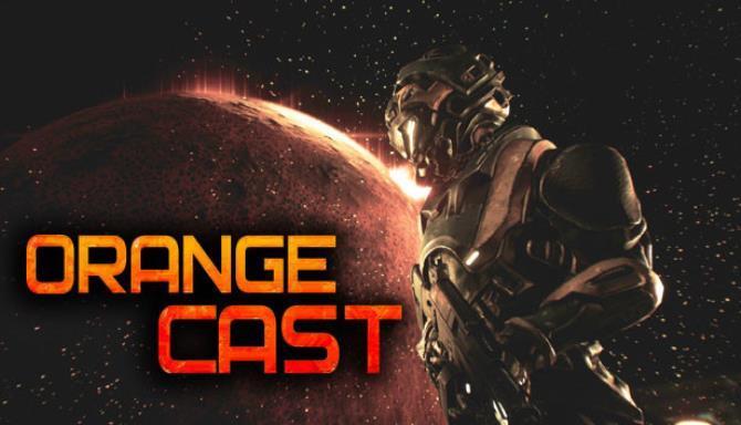 Orange Cast Sci Fi Space Action free
