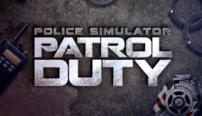 Police Simulator Patrol Duty Free