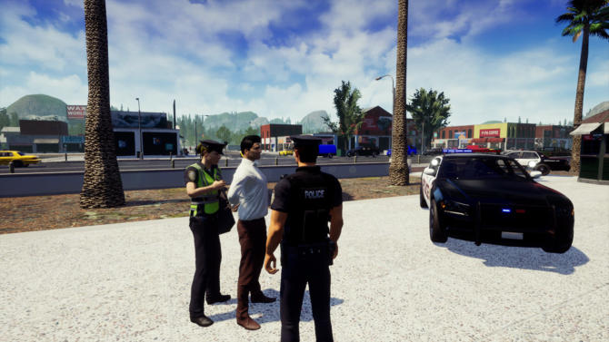 Police Simulator Patrol Duty free cracked