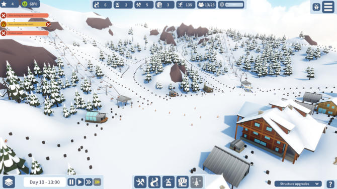 Snowtopia Ski Resort Tycoon cracked