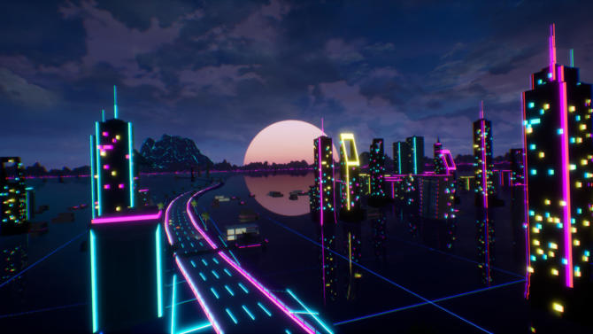 Sunset Drive 1986 for free