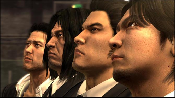 Yakuza 4 Remastered cracked