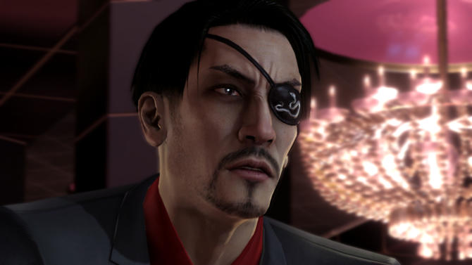 Yakuza 4 Remastered for free