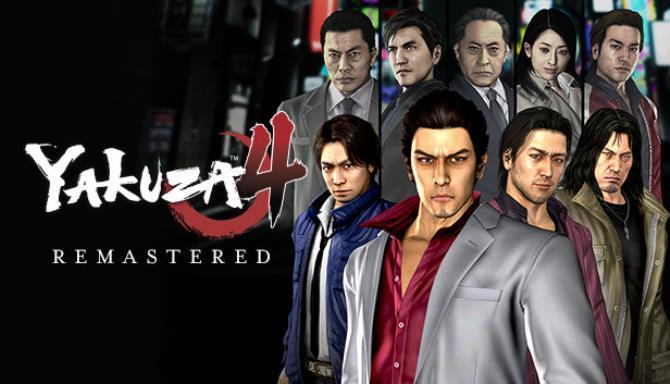 Yakuza 4 Remastered free
