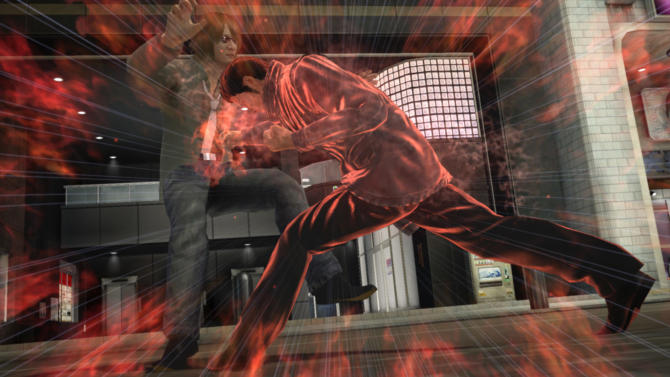 Yakuza 5 Remastered for free