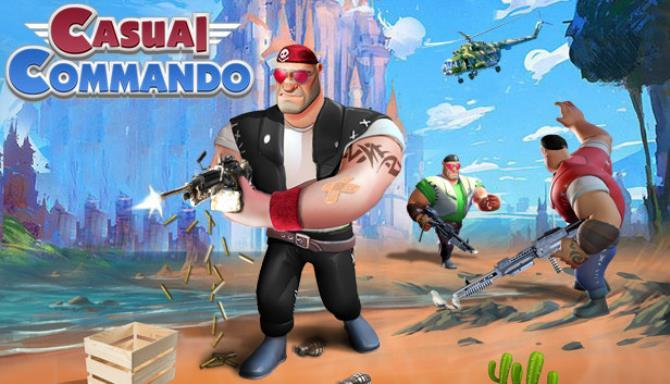 Casual Commando free