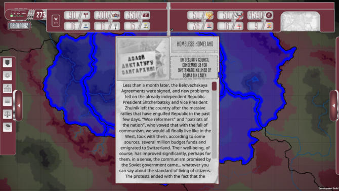 Collapse A Political Simulator free download