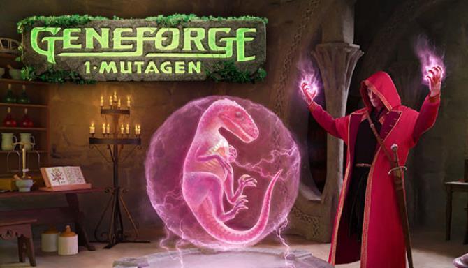 Geneforge 1 Mutagen Free