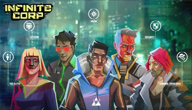 InfiniteCorp Cyberpunk Revolution Free