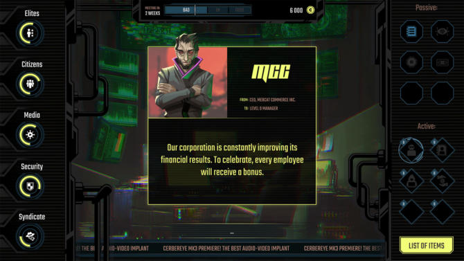 InfiniteCorp Cyberpunk Revolution cracked