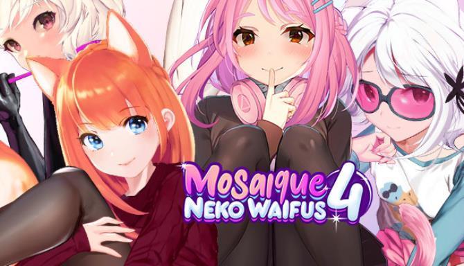 Mosaique Neko Waifus 4 free