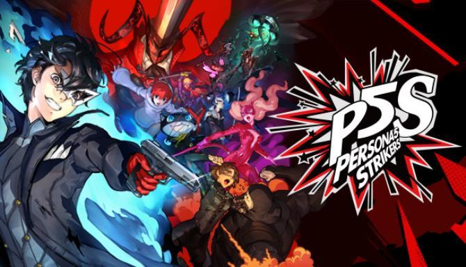 Persona 5 Strikers Free