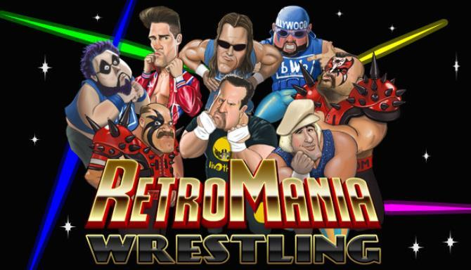 RetroMania Wrestling Free