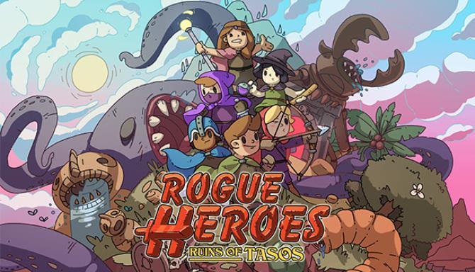 Rogue Heroes Ruins of Tasos Free