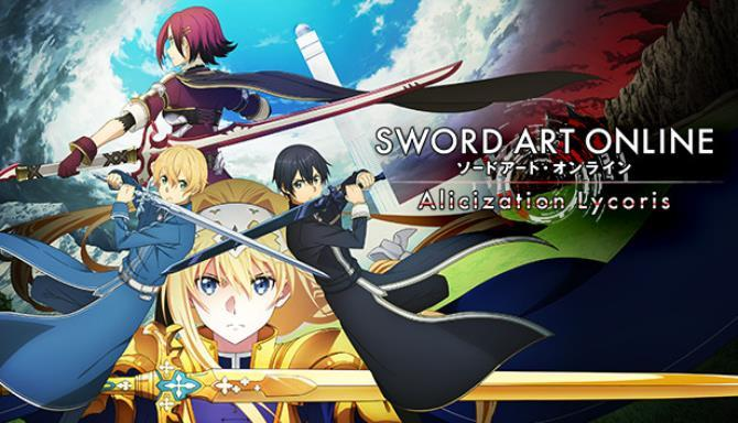 SWORD ART ONLINE Alicization Lycoris free