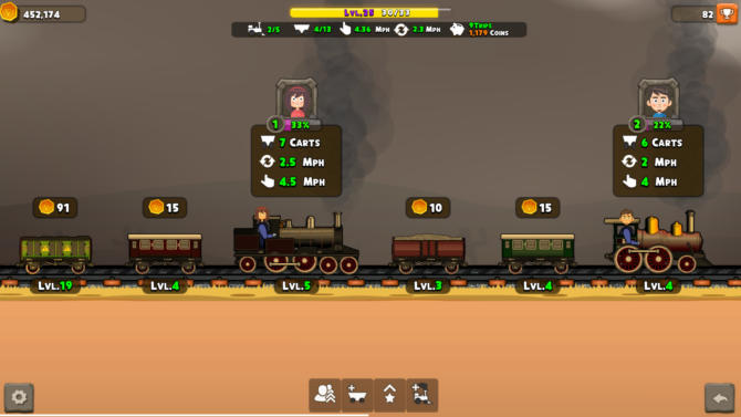 TrainClicker Idle Evolution free download