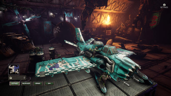 Warhammer 40000 Dakka Squadron Flyboyz Edition free cracked