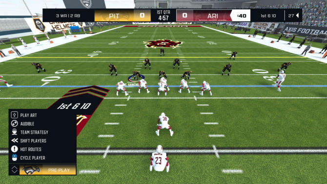 Axis Football 2020 free cracked