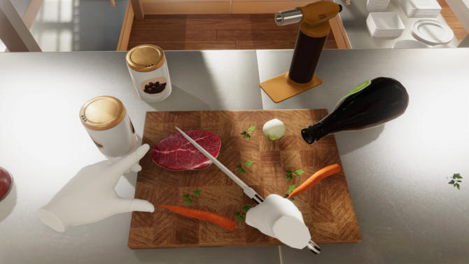 Cooking Simulator VR cracked