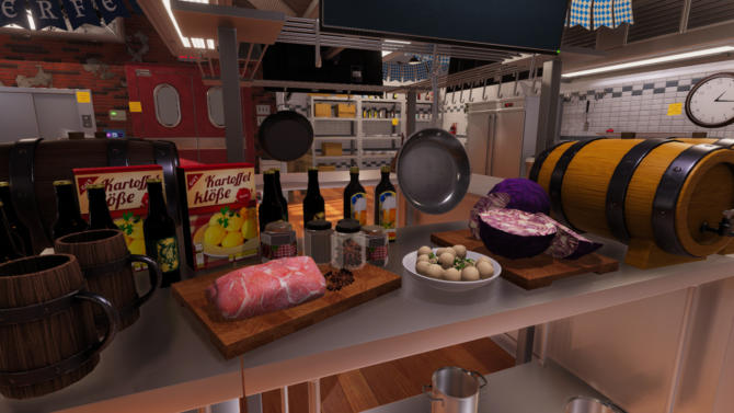 Cooking Simulator VR free cracked