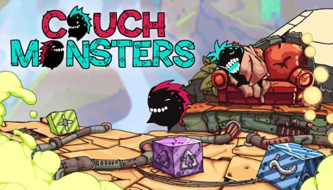 Couch Monsters free